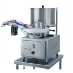 Gesame MH-100 NSF Forming Machine with Extractor Ramp and Paper Feeder