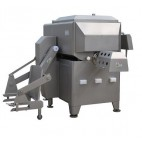CM200 Industrial Mixer Grinder with 200L Hydraulic Lift