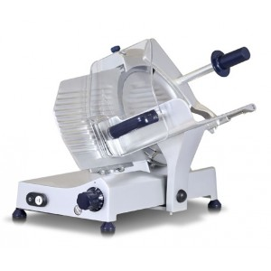 Economical Belt Driven Gravity Slicer
