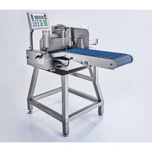Fully Automatic Multipurpose Slicer with Conveyor Belt