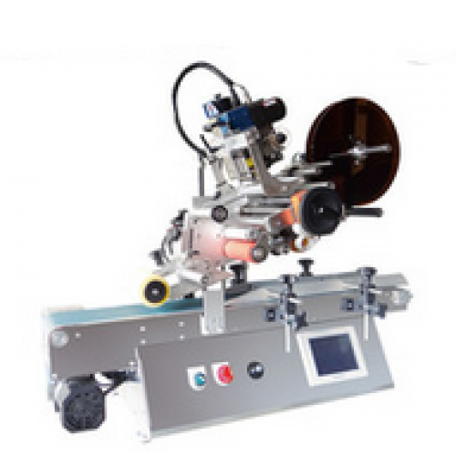 Table -Top Automatic Flat Labeling Machine
