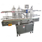 Automatic Gallon Bottle Labeling Machine