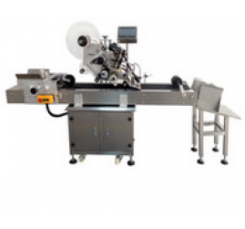 Automatic Pouch and Paper Bag Labeling Machine