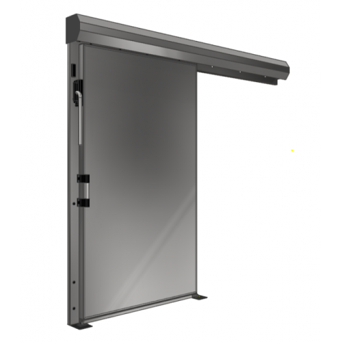 Stainless Steel Cold Room Sliding Door