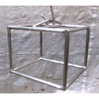 Stainless Steel Gambrel Storage Cube