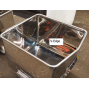 Stainless Steel Meat Buggy 300L