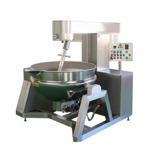 Heavy Duty Planetary Mixing Cooking Kettle
