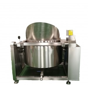 Heavy Duty Cooking and Boiling Kettle