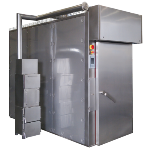 KWP-450 Smoking and Scalding Chamber
