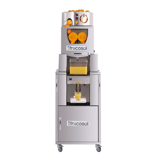 Frucosol Self Service Juicer with Freezer