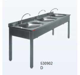 Dosanova Multi-Station Sink