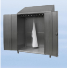 Apron Drying and Disinfecting Cabinet