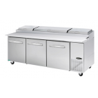 Kool-it Pizza Prep Table - KPT-93-3 - Triple