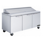 Kool-it Sandwich Prep Table - Single - KST-72-3