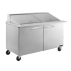 "Kool-it Megatop Sandwich Prep Table 60""- Double"