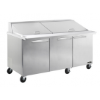 "Kool-it Megatop Sandwich Prep Table 72""- Double"