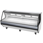 "Pro-Kold 100"" W Double Duty Refrigerated Display Case"