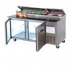 Pro-Kold PPT 67 11 Double Door Pizza Prep Table