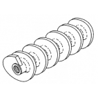 Worm Feed Screw - 32