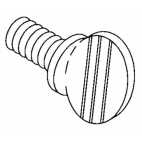 Bearing Thumb Screw