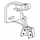 Guide Bearing & Cleaning Holder 16