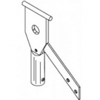 Hinge Plate for 1433 Fixed Head