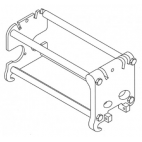 Stew Cradle Lock and Handle