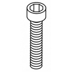 Foot Mounting Bolt L=1
