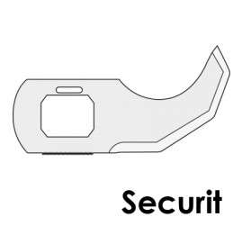Securit Gea/Kramer & Grebe Bowl Cutter Blade