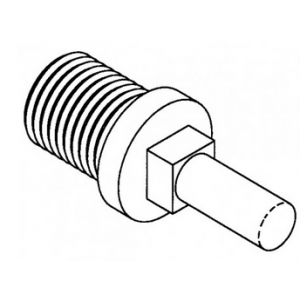 Feed Screw Stud-22