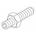 Adjusting Screw and  Nut 0035-10210