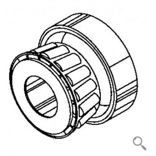 Knife Plate Bearing