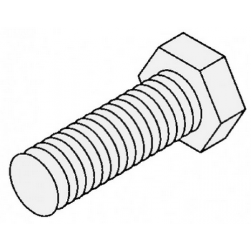 Sharpener Bracket Mount Screw