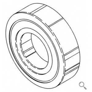 Front Bearing For Motor Bearing Assembly