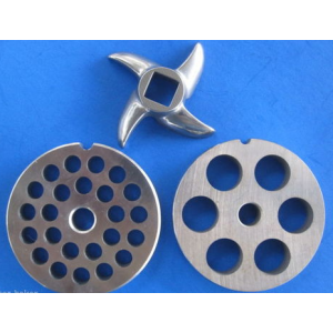 3 Pc 12 Meat Grinder Plate Disc Knife 5 16 Quot Amp 5 8 Quot Set