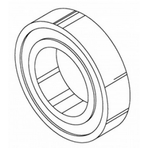 Sleeve Bearing -Front and Back