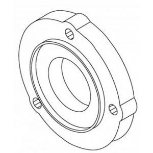 Rear Lower Bearing Retainer