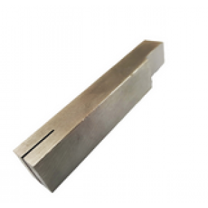Lower Saw Guide with Carbide Plug 291067-1SS