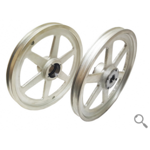 Upper Wheel-Complete 134048