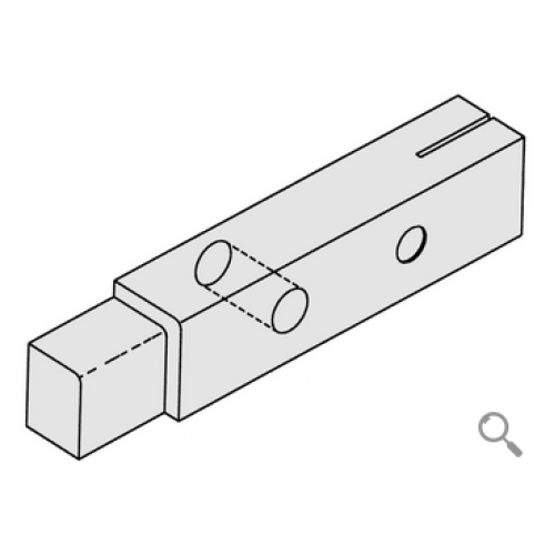 Lower Saw Guide