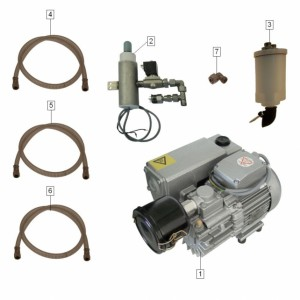Vacuum system Assembly