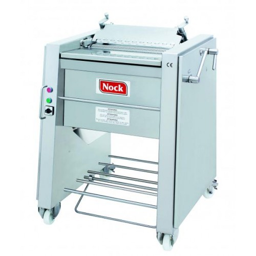 Nock Double Blade Open Top Derinding Machine Cortex C 560 DBD