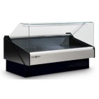 Hydra-Kool KFM-FG Series Deli Cases - Flat Glass