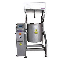 Gaser Cooking-kneading kettle Mod. MCA-30 / MCA-60 / MCA-100 / MCA-150 / MCA-200