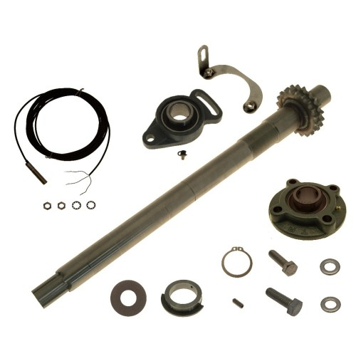 Drive shaft complete Ruhle SR3 Dicer No. 35 and Higher