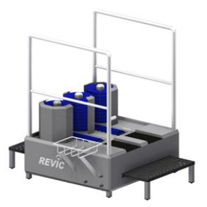 Revic Automatic Shoe Washer MB5