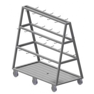 Revic Meat Offals Trolley