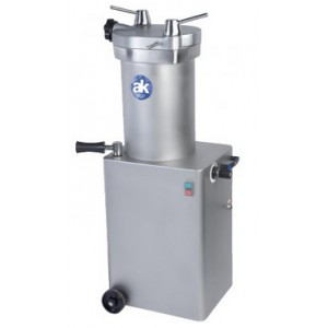AK-RAMON SC-25 Hydraulic Piston Filler