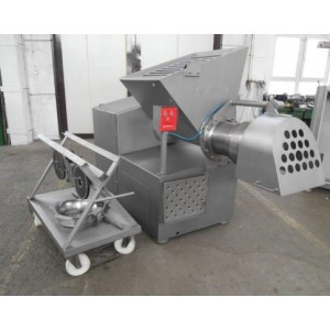 Used Seydelmann GW 300 for frozen meat blocks