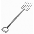 "44"" Stainless Steel Fork"